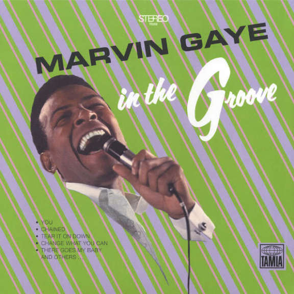 Marvin Gaye In the Groove LP 2016