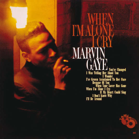 Marvin Gaye When I'm Alone I Cry LP 2015