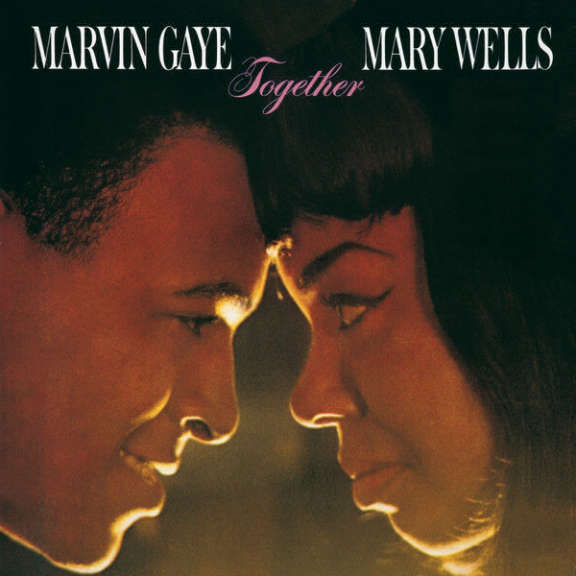 Marvin Gaye & Mary Wells Together LP 2015