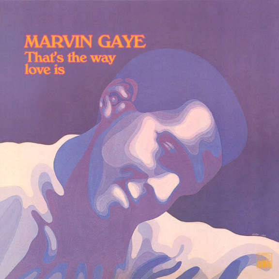 Marvin Gaye That's the Way Love Is LP 2016