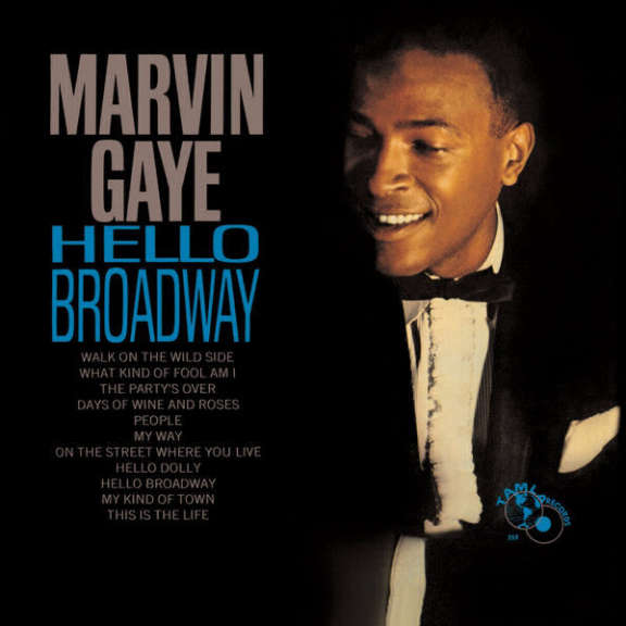 Marvin Gaye Hello Broadway LP 2015