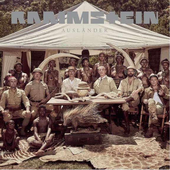 Rammstein Ausländer LP 2019
