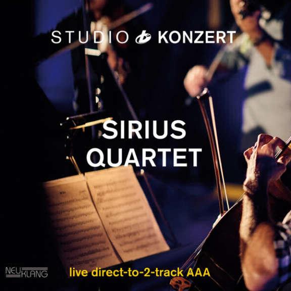 Sirius Quartet Studio Konzert – Audiophil LP 2019