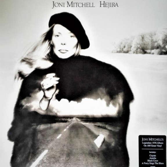 Joni Mitchell Hejira LP 2014