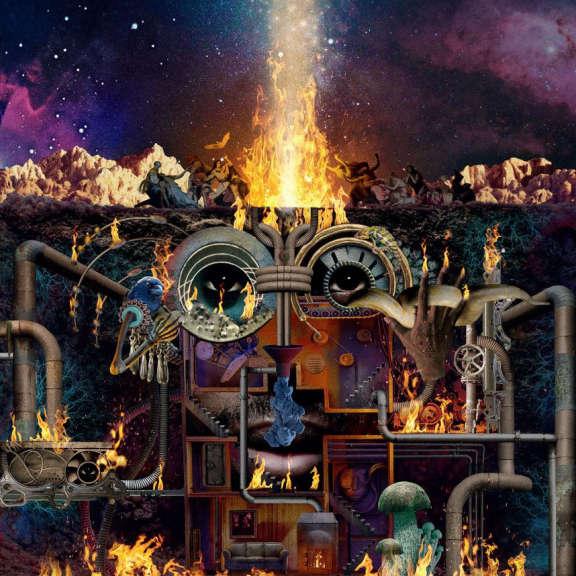 Flying Lotus Flamagra LP 2019
