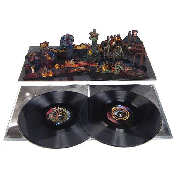 Flying Lotus Flamagra (Deluxe) LP 2019
