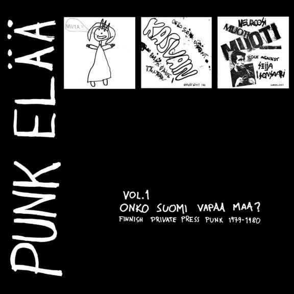 Various Punk elää 1: Nauta, Kasvain, Neuroosi LP 2019