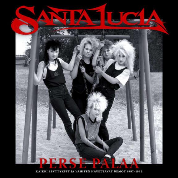 Santa Lucia Perse palaa - Kaikki levytykset ja vähiten hävettävät demot 1987-1992 LP 2019