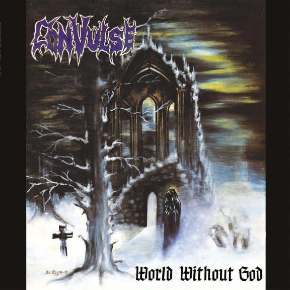 Convulse World Without God LP 2019
