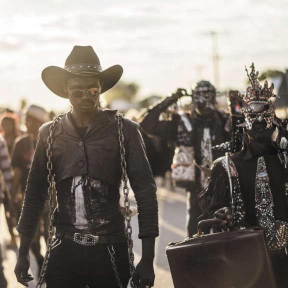 Various Brutal Africa - The Heavy Metal Cowboys of Botswana LP 2019