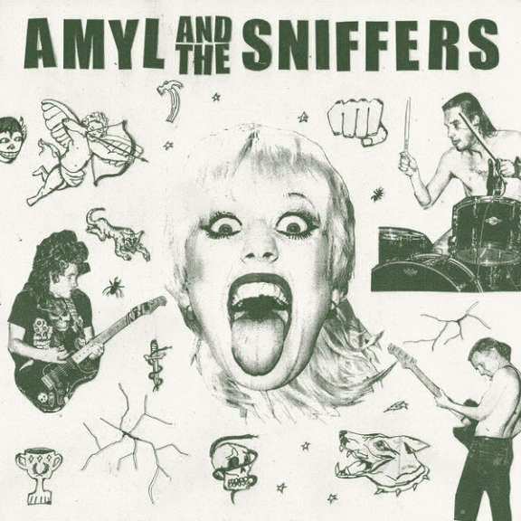 Amyl And The Sniffers Amyl And The Sniffers LP 2019