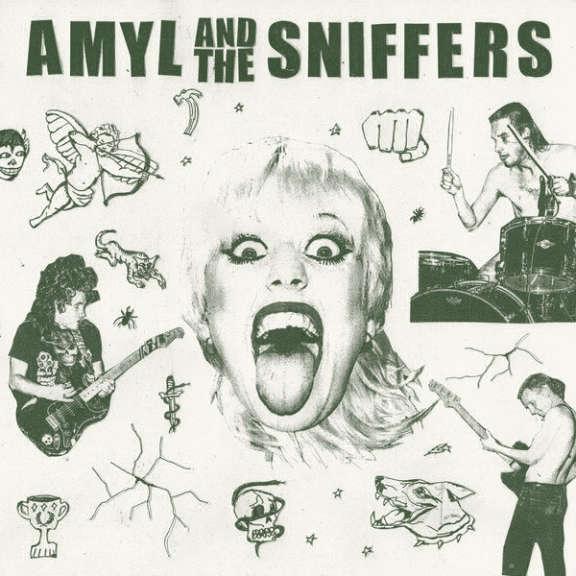 Amyl And The Sniffers Amyl And The Sniffers (Green Vinyl) LP 2019