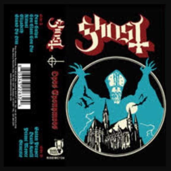 Ghost Opus Eponymous (Cassette) LP 2019