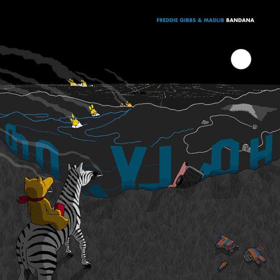 Freddie Gibbs & Madlib Bandana LP 2019
