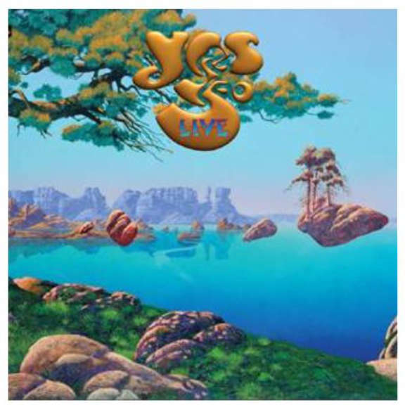Yes 50 Live LP 2019