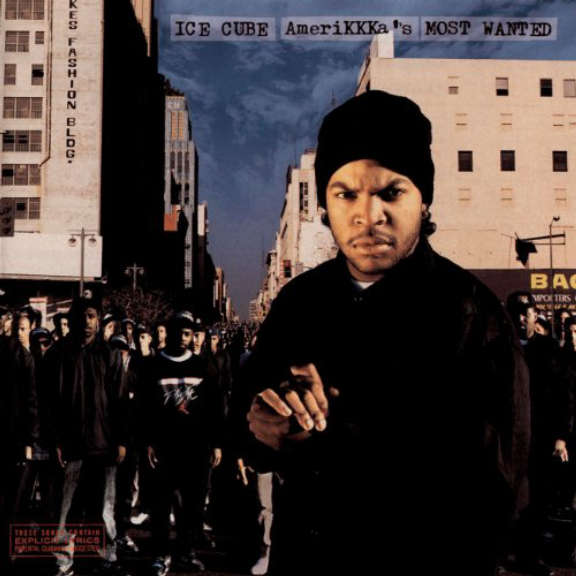 Ice Cube AmeriKKKa's Most Wanted (Reissue) LP 2019