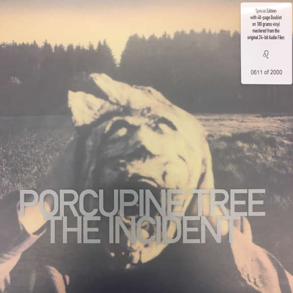 Porcupine Tree Incident LP 2009
