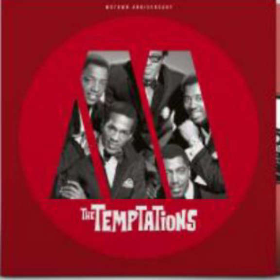 Temptations Motown Anniversary: The Temptations LP 2019