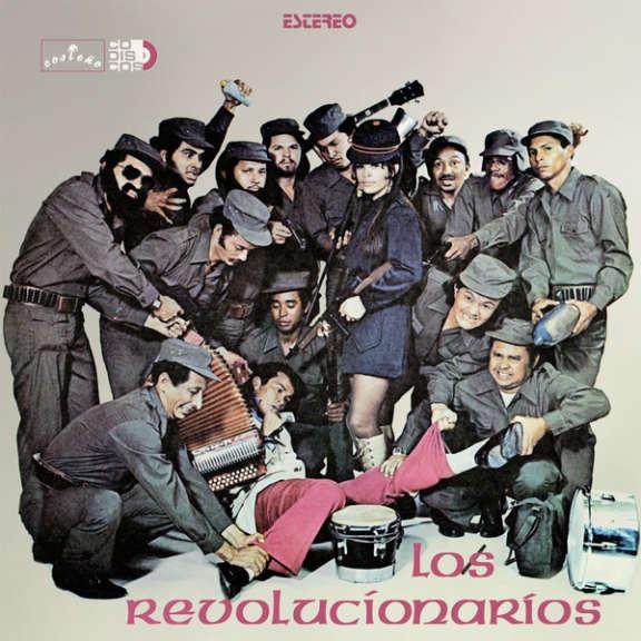 Los Revolucionarios Los Revolucionarios LP 2019