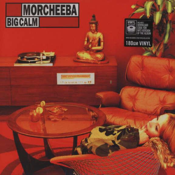 Morcheeba Big Calm LP 2015