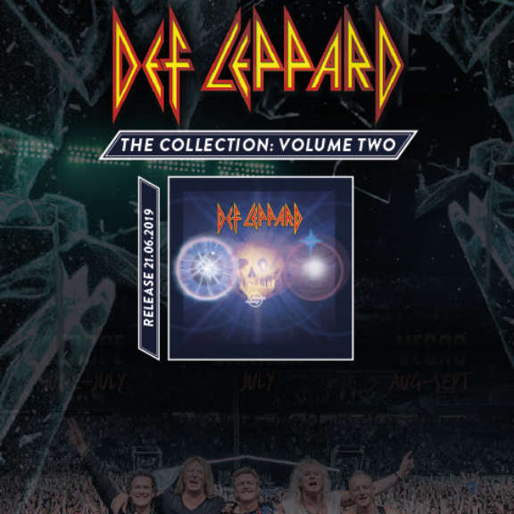 Def Leppard The Collection vol. 2 LP 0