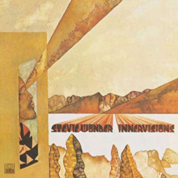 Stevie Wonder Innervisions LP 2019