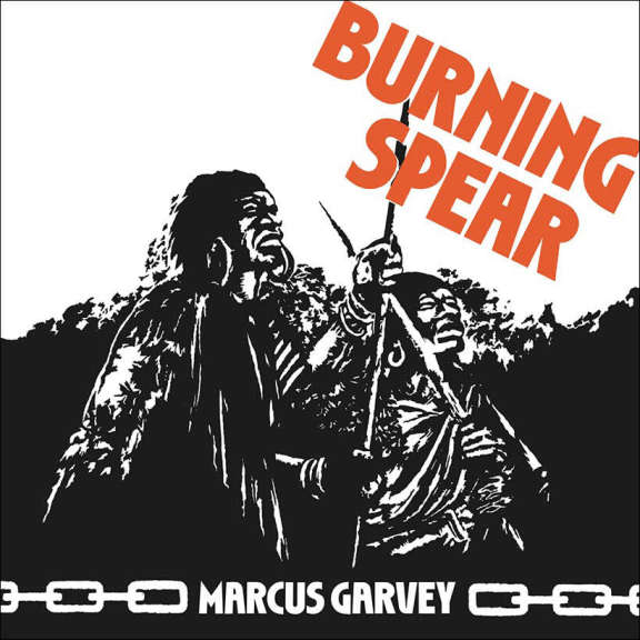Burning Spear Marcus Garvey LP 2019