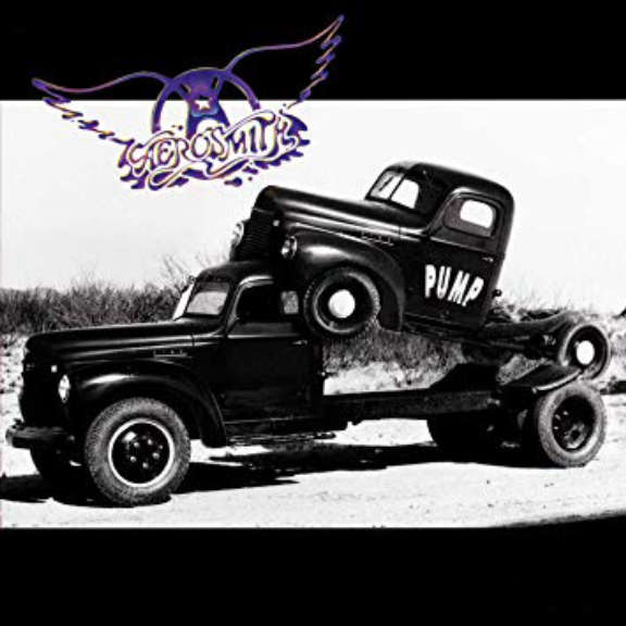 Aerosmith Pump LP 2019