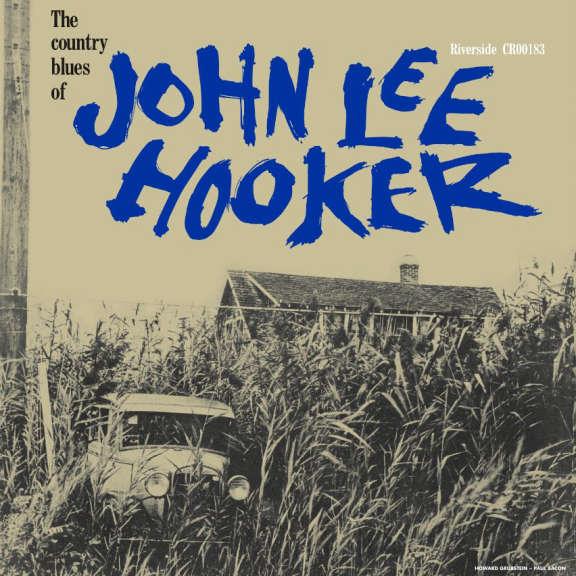 John Lee Hooker The Country Blues Of John Lee Hooker LP 2019