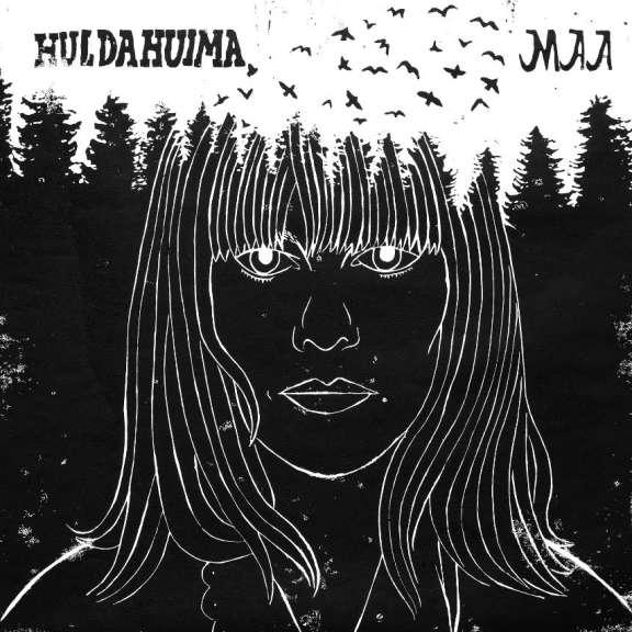 Hulda Huima Maa LP 2019