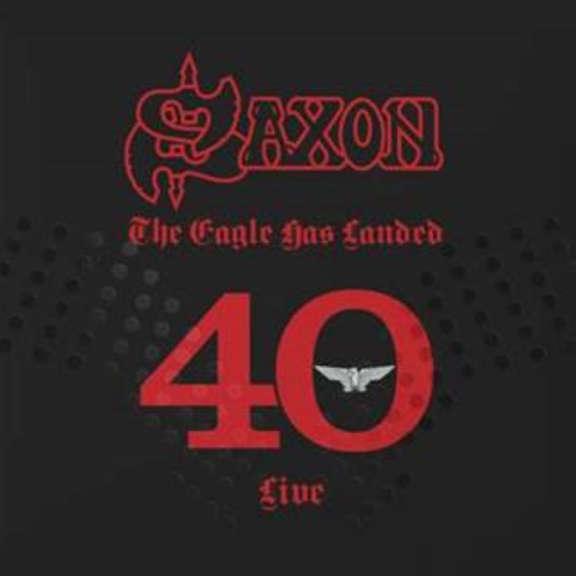 Saxon The Eagle Has Landed LP 2019