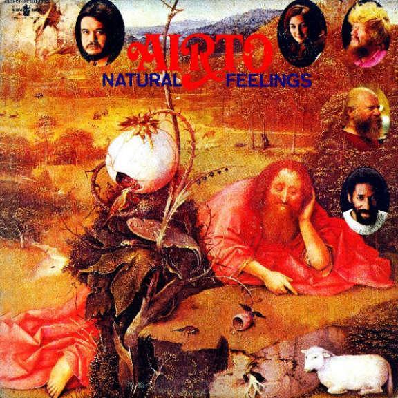 Airto Moreira Natural Feeling LP 2019