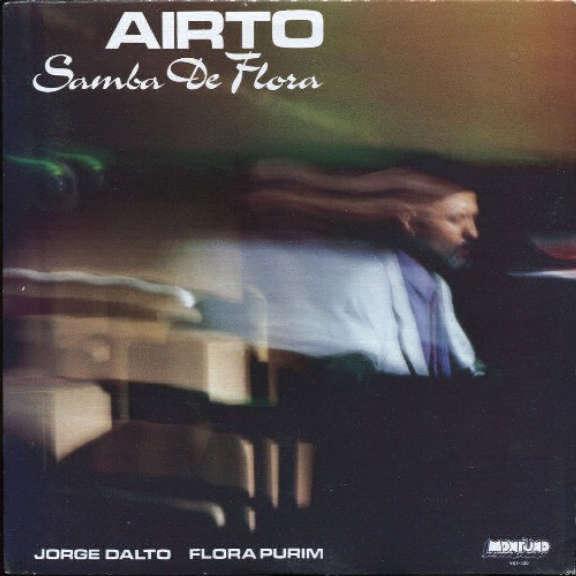 Airto Moreira Samba De Flora LP 2019