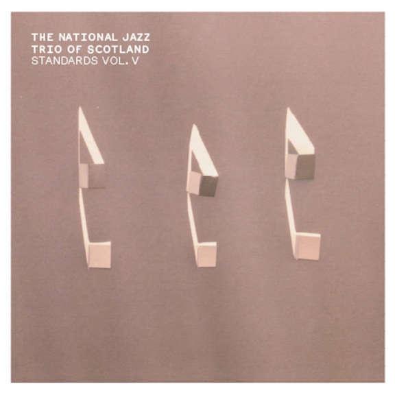 National Jazz Trio of Scotland Standards vol. V LP 2019