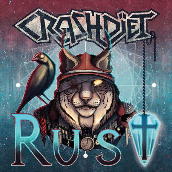 Crahsdiet Rust (Limited White Vinyl) LP 2019