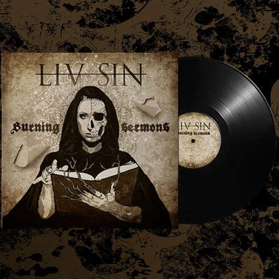 Liv Sin Burning Sermons LP 2019