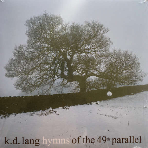 K.D. Lang Hymns of the 49th Parallel LP 2016