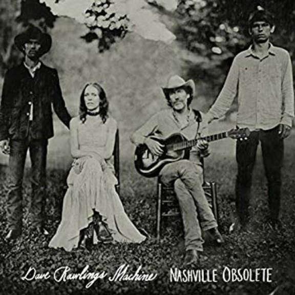 Dave Rawlings Machine Nashville Obsolete LP 2019