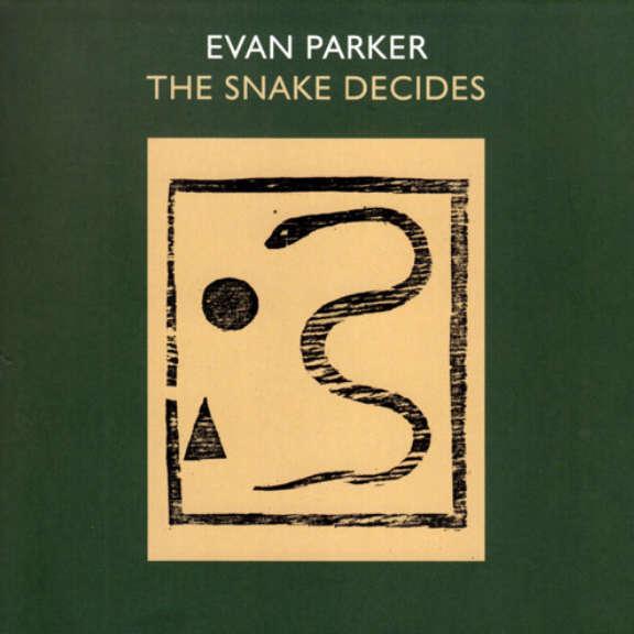 Evan Parker The Snakes Decides LP 2019