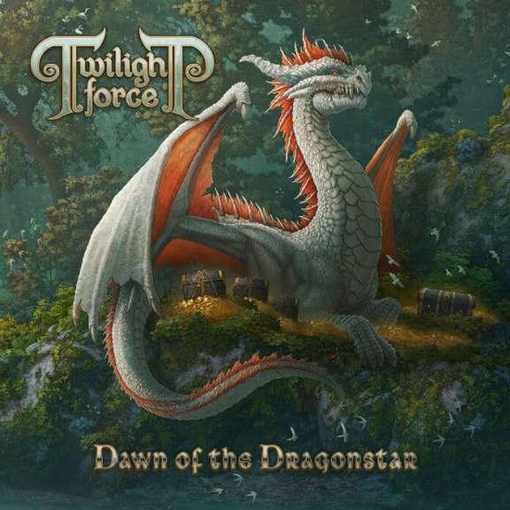 Twilight Force Dawn of the Dragonstar LP 2019