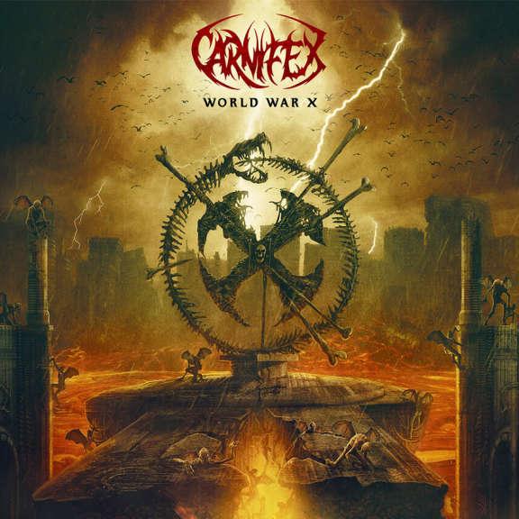 Carnifex World War X LP 2019