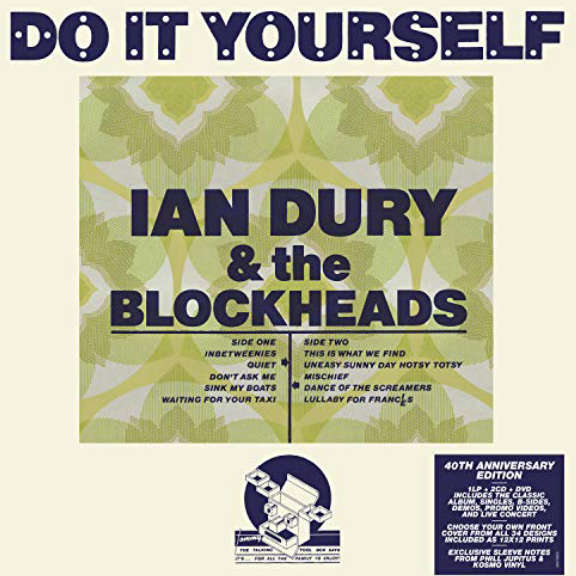 Ian Dury & The Blockheads Do it Yourself – 40th Anniversary LP 2019