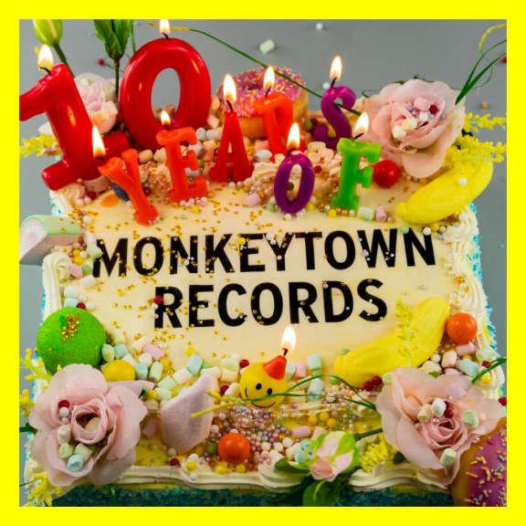 Various 10 Years of Monkeytown LP 2019