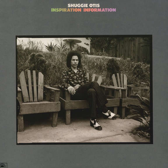 Shuggie Otis Inspiration Information (Coloured) LP 2019