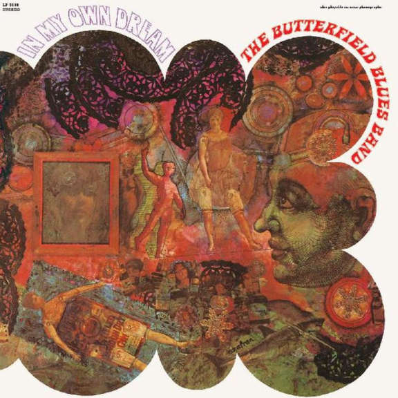 Butterfield Blues Band In My Own Words LP 2019