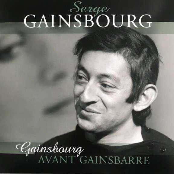Serge Gainsbourg Avant Gainsbarre LP 2019