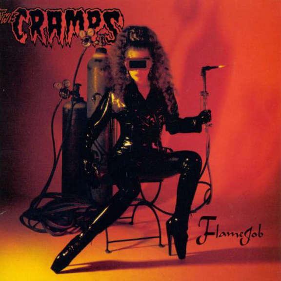 The Cramps Flamejob LP 2019