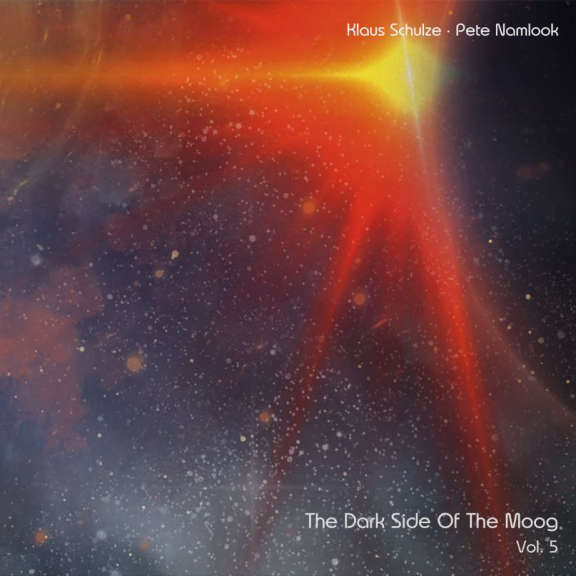 Laus Schulze and Pete Namlook The Dark Side of the Moog vol. 5: Psychedelic Brunch LP 2019