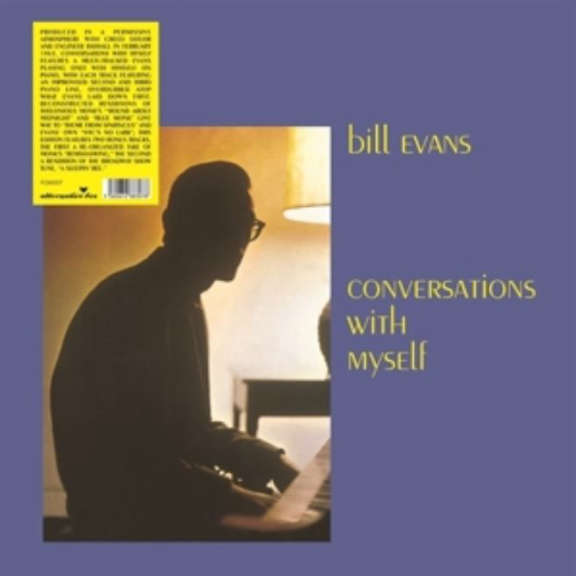 Bill Evans Conversations With Myself LP 2019