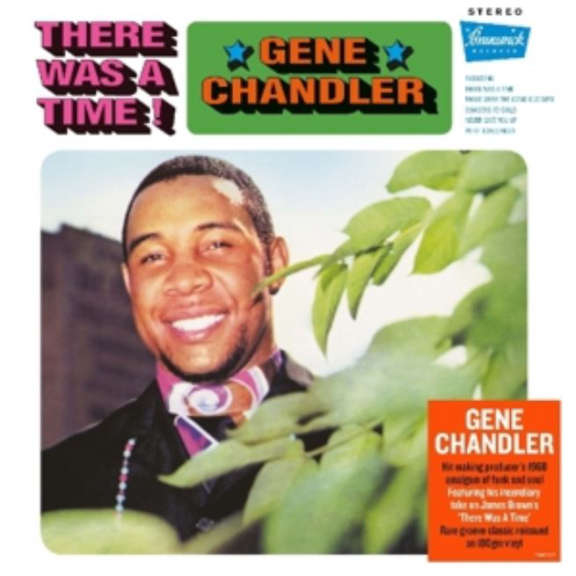 Gene Chandler There Was a Time LP 2019